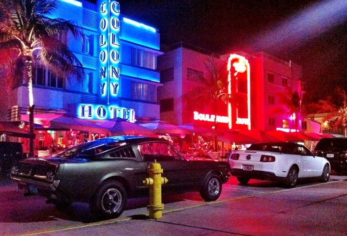 Alquilar Mustang Miami